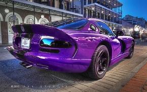 car, Dodge Viper