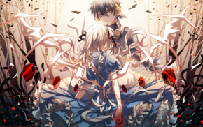 anime girls, Kozakura Mary, Kagerou Project, anime, Konoha