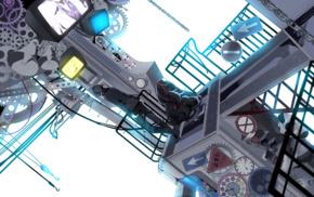 Kagerou Project, Konoha Kagerou Project, Azami Kagerou Project, anime