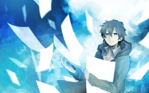 Kokonose Haruka, anime, anime boys, Kagerou Project