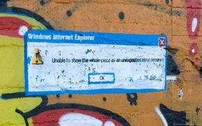 graffiti, Microsoft Windows, 99 problems