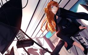 anime girls, Neon Genesis Evangelion, Asuka Langley Soryu, anime