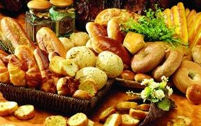 food, bread