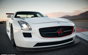 speed hunters, Super Car, Mercedes SLS, car, Mercedes, Benz