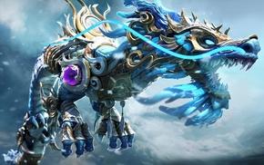 fantasy art, dragon, World of Warcraft, artwork