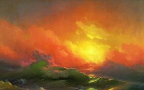 classic art, Ivan Aivazovsky