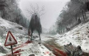 blood, fantasy art