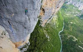 sports, mountain, climbing