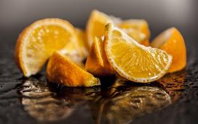 Lemon, food
