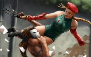 Cammy, Vega, Street Fighter