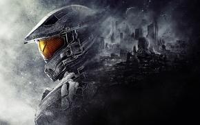 Halo, video games, Halo 5
