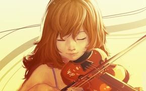Miyazono Kaori, violin