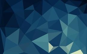 minimalism, triangle