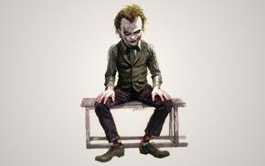 Heath Ledger, Joker, The Dark Knight Rises, Batman