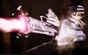 Soul Eater, anime, Death The Kid