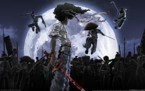 anime, Afro Samurai