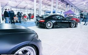 Porsche, Porsche Cayman, Porsche Cayman S, car, speed hunters