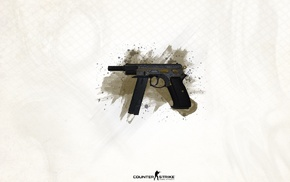 Counter, Strike Global Offensive, Handgun, Counter, Strike