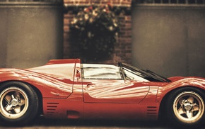Ferrari, Vintage car