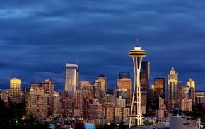 Seattle, city