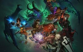 Illidan, BlizzCon, Hearthstone, Overwatch, Blizzard Entertainment, Diablo III