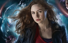Doctor Who, Amy Pond, Karen Gillan