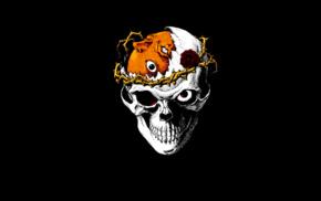 skull, Kentaro Miura, Behelit, Berserk