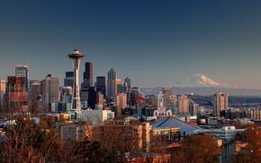 city, Seattle