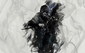 Dishonored, skull