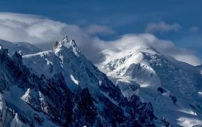 nature, landscape, mountain