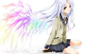 Angel Beats, Tachibana Kanade, anime, anime girls