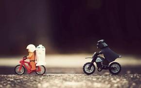 R2, D2, Star Wars, LEGO, Darth Vader, LEGO Star Wars