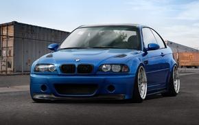 BMW E46, BMW M3, e46, BMW