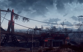 Fallout 4, artwork, Fallout, video games