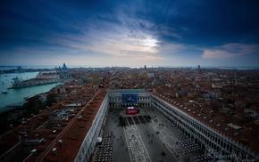 cityscape, Italy, Venice, architecture