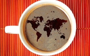 coffee, drink, world