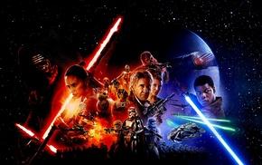 Star Wars Episode VII, The Force Awakens, Star Wars, dark