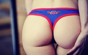 ass, bubble butt, the gap