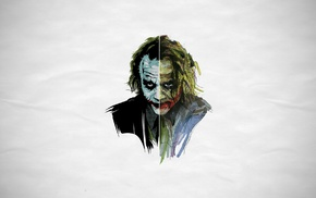 Heath Ledger, Batman, Joker