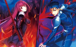 Lancer FateGrand Order, anime, Fate Series, Lancer FateStay Night, FateGrand Order