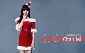 K, pop, Christmas, AOA, Chanmi