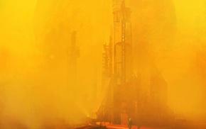 yellow, Alexander Mandradjiev