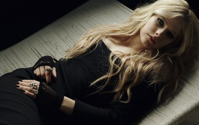 blonde, celebrity, Avril Lavigne, singer, girl