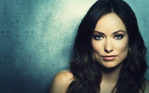 Olivia Wilde, actress, girl, face