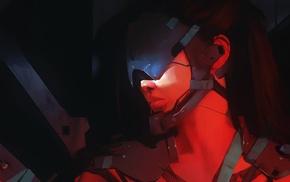 anime, science fiction, futuristic