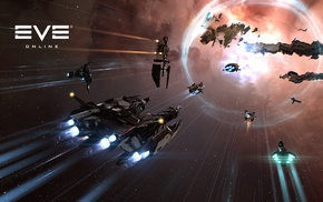 space, EVE Online