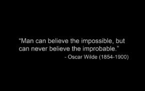 quote, Oscar Wilde
