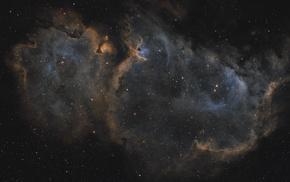 universe, nebula, stars, space