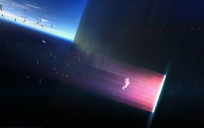 Christopher Balaskas, science fiction, artwork, astronauts