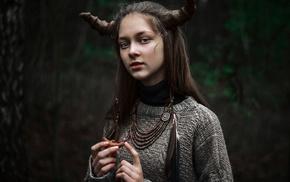 artwork, girl, fantasy art